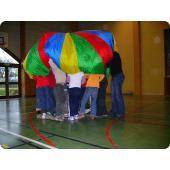L'Activité GENIALE  du Parachute Educatif LUDOPLUME